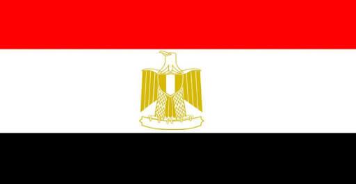 Флаг Египта