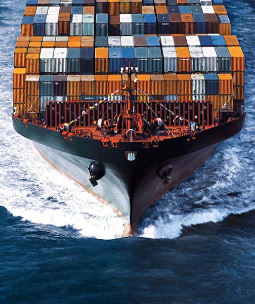 фото перевозка морем из германии
